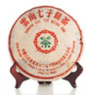 1986年林7542青餅