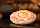 2000年大黃印青餅