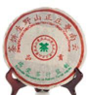 2003年曼庄青餅