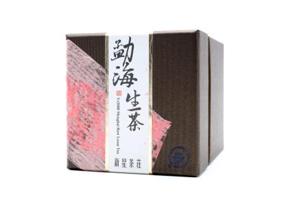 2000年勐海生茶